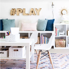 HOW TO KEEP THE PLAYROOM CLEAN AND ORGANIZED