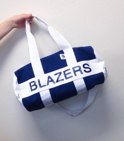 Bush Blazers Duffel bag