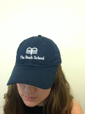 Bush School Baseball Hat