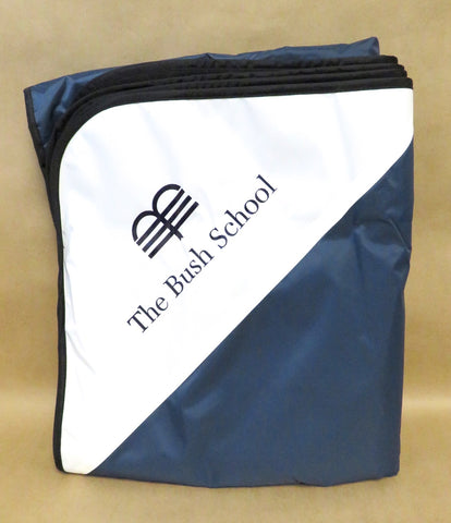 The Bush School Athletic Blanket