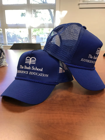 The Bush School Trucker Hat