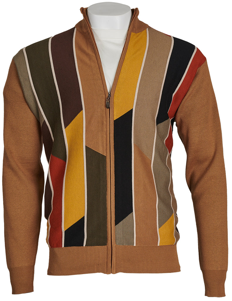 Multi-Paneled Sweater - Inserch