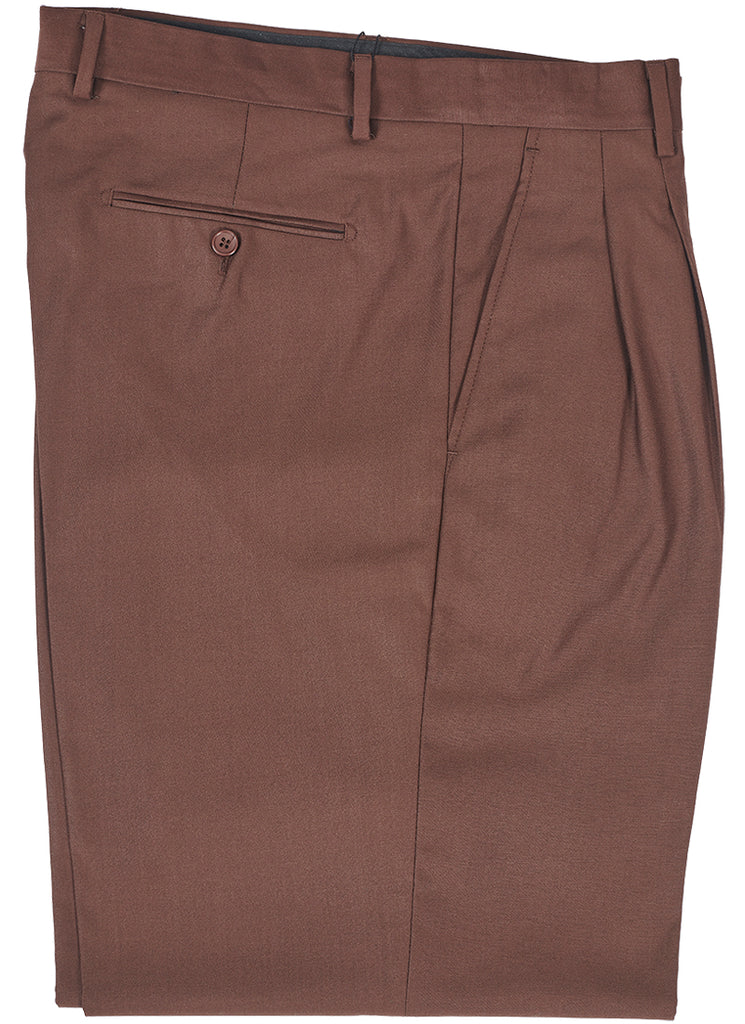 Two-Pleat Pants - Inserch