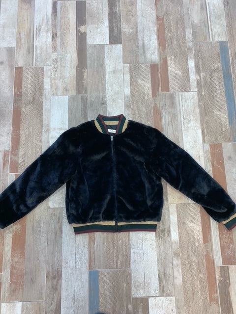 Soft Bomber Jacket/ Elan