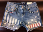 Mid Rise Short/USA