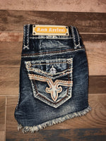Rock Revival Lyon Short