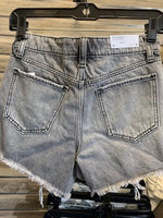 Joe's Jeans Kinsley Short Fray Hem