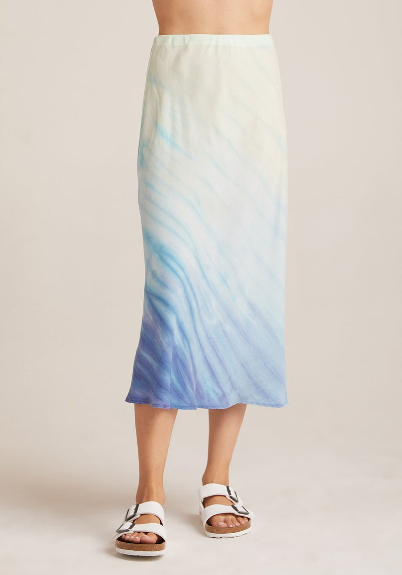 Midi Skirt / Sea Spray