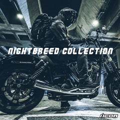 Icon Street 2019 | Nightbreed Cruiser Motorcycle Gear Collection