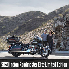 2020 Indian Motorcycle Roadmaster Elite LE Preview