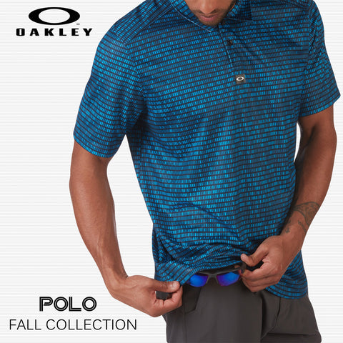Oakley Fall 2017 | Mens Sportswear Golf Polo Shirts
