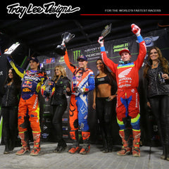TLD's Seely Propels to Podium Finish at Round 3 of Monster Energy Supercross