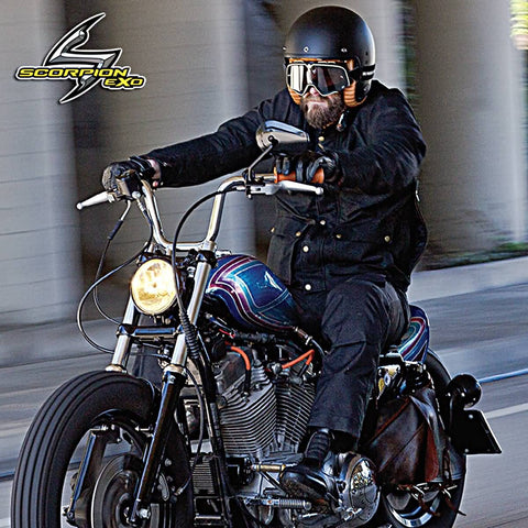 Scorpion 2017 | Premium Cruiser Motorcycle Helmets Collection