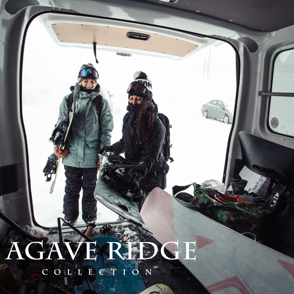 Billabong Womens Agave Ridge Collection | Take a trip with Caley Vanular to  Japan