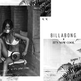 Billabong x It's Now Cool Women's Swimwear Collection