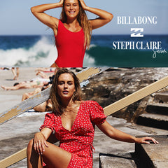 Billabong 2021 Women's Apparel | Steph Claire Smith Beachwear Collection