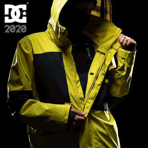 DC Shoes Winter 2020 | Snowboarding Lookbook Snow x DC Team
