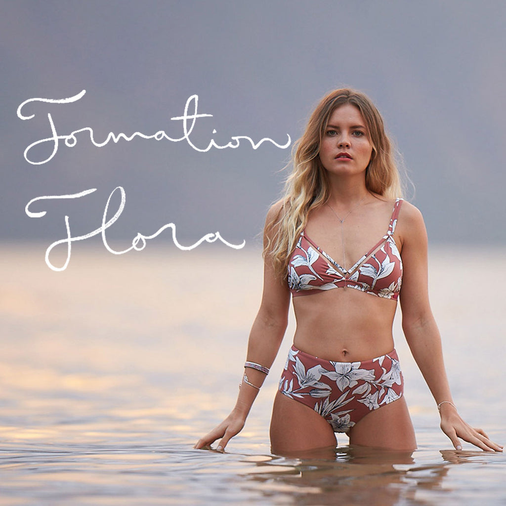 Roxy Summer 2018 | Introducing The Formation Flora Collection