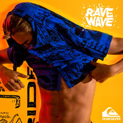 Quiksilver Mens 2020 | The Rave Wave Surf Apparel Collection