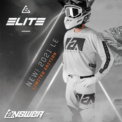 Answer Racing MX 2021 | All New Elite Asylum Limited Edition Off-Road Gear