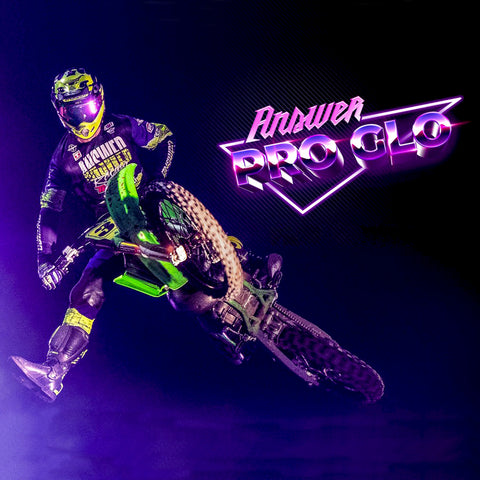Answer Racing MX 2020 | Trinity Pro Glo Limited Edition Off-Road Gear Collection