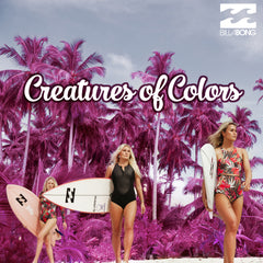 Billabong Surf 2019 | Introducing The Creatures of Color Collection