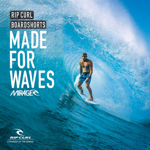 Rip Curl Surf 2018 | Mirage Board Shorts Beachwear Collection