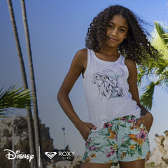 Roxy x Disney Girl Collection 2019 | The Little Mermaid Swimwear Lookbook