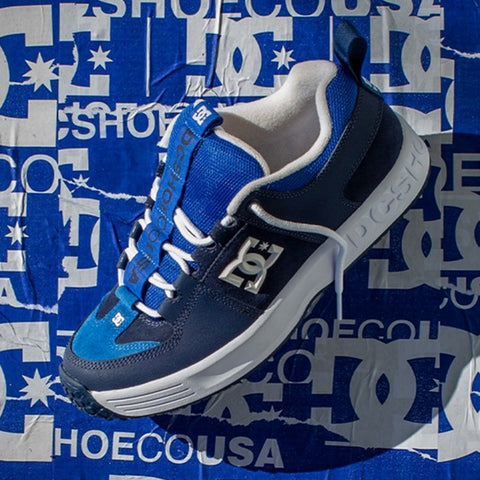 DC SKATE SHOES LYNX OG LIMITED EDITION STREET FOOTWEAR