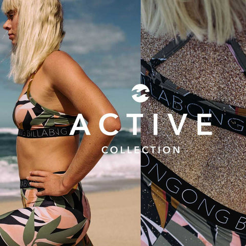 Billabong Swimwear Spring 2020 Active Beachwear Collection
