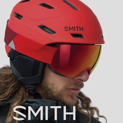 Smith Optics 2018 | Snow Helmet Technology