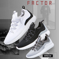 Supra Skate Shoes 2018 | The Factor Footwear Collection