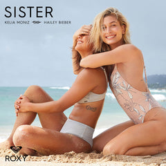 Roxy Surf 2019 Kelia Moniz & Hailey Bieber Sister Collection
