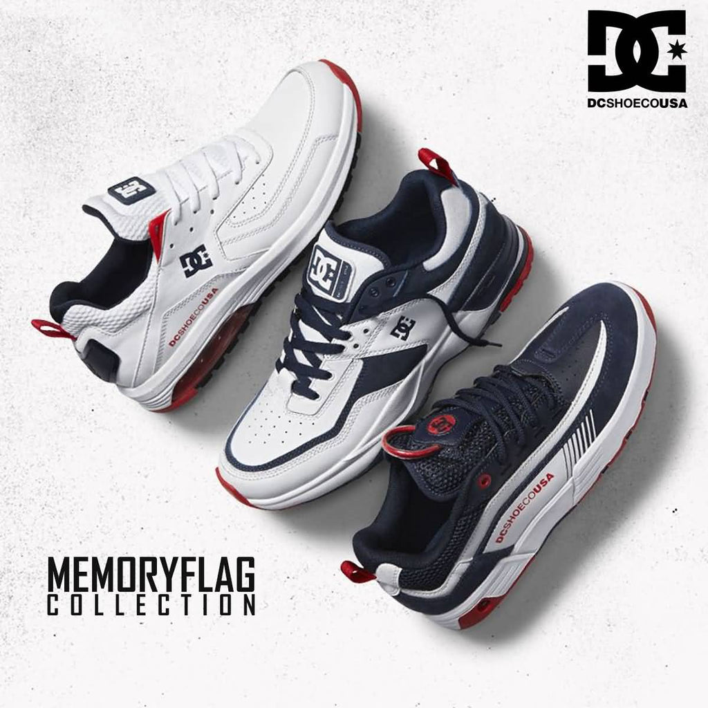 DC Skate Shoes 2019 | Introducing the Memory Flag Collection