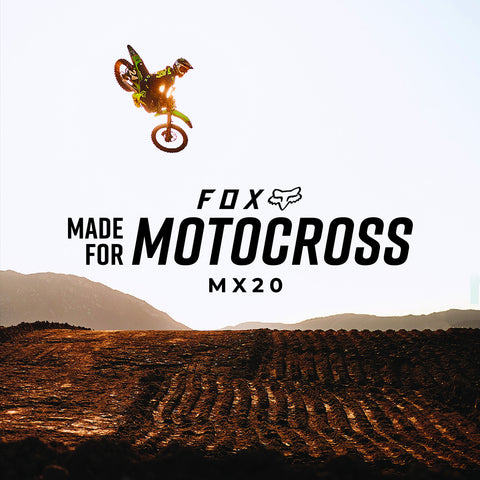 Fox Racing 2020 | MX20 Motocross Gear Collection