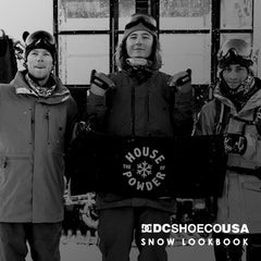 DC Shoes Winter 2019 | Lookbook Snow x DC Team