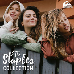 Quiksilver Womens 2020 | The Staples Capsule Casual Apparel Collection