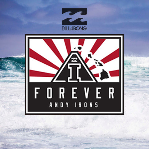 Billabong Surf 2018 | Mens Andy Irons Forever Collection