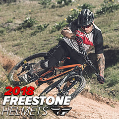 Fly Racing MX 2018 | Freestone Mountain Bicycle Racing Helmets