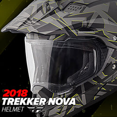 Fly Racing MX 2018 | Trekker Nova Motorcycle Helmets