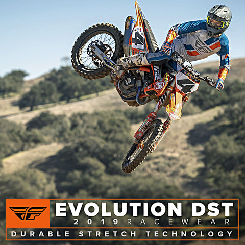 Fly Racing MX 2019 | Evolution DST Motorcycle Racewear