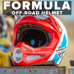 Fly Racing MX 2019 | Formula Off-Road Motocross Helmet