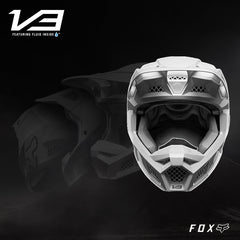 Fox Racing MX 2019 | Introducing the All-New V3 Motorcycle Helmet Collection