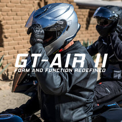 Shoei 2019 | Introducing the GT-Air II Street Helmet