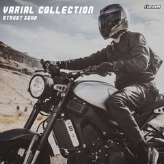 Icon Racing 2018 | Varial Motorcycle Street Gear Collection