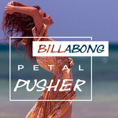 Billabong 2019 | Fall In Love With Florals! The Petal Pusher Lookbook