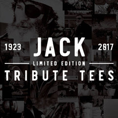 Jack O'neill 2017 Limited Edition Tribute Surf Tees Collection