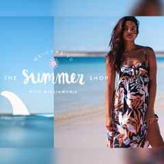 Billabong Womens 2020 | The Summer Shop Collection With @Juliamuniz