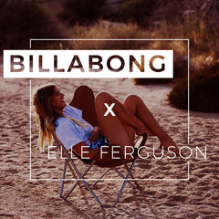 Billabong X Elle Ferguson Fall 2018 Beach Apparel Collection