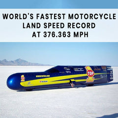 Introducing The Ack Attack | The World's Fastest Motorcycle Ever Built